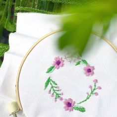 Pattern Embroidery