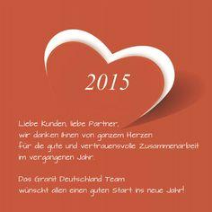 Frohes Neues Jahr!  http://www.granit-deutschland.net/