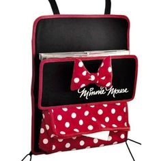 Disney Discovery- Minnie Mouse Car Organizer