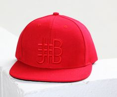 JBC SNAPBACK CUP // LOGO // RED 0