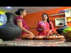 Arikala Ragi Sangati & Korrala Biryani MIllets Spl - Yummy - Express TV - YouTube