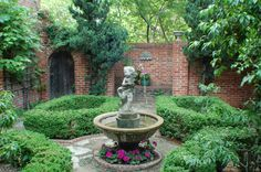 images about French and Italian gardens on Pinterest