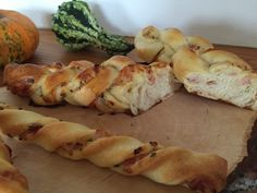 Snacks Für Party, Sushi, Sandwiches, Bakery, Snack Recipes, Food And Drink, Chicken, Meat, Baguette