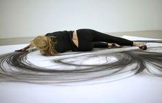 Juxtapoz Magazine - Heather Hansen's Body Works