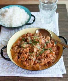 Weeknight #Recipe: Chicken Tikka Masala
