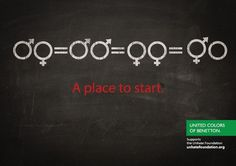 50 anos, 50 imagens de campanhas Benetton - Observador