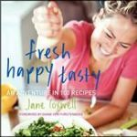 "Fresh Happy Tasty: An Adventure in 100 Recipes by Jane Coxwell. In this beautiful, evocative cookbook, Diane von Furstenberg's personal chef shares 100 healthy, delicious, and unpretentious recipes from her world travels aboard the ""Eos"" yacht. Healthy Foods To Eat, Healthy Eating, Healthy Recipes, Simple Recipes, Eating Raw, Happy Healthy, Amazing Recipes, Clean Eating, Chef Cookbook"