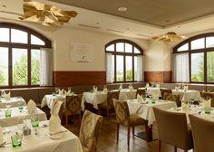 Restaurant im G'sund & Natur Hotel mit leckeren, gesunden Köstlichkeiten aus dem Ausseerland.