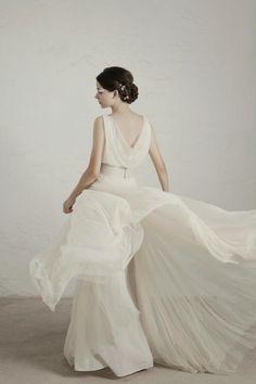 Vestidos de novia de Cortana: ¡Comodidad y naturalidad!