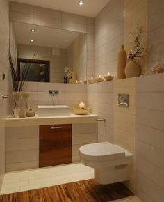 Relasé: Principali regole per arredare un bagno piccolo