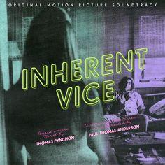 Jonny Greenwood Inherent Vice: Original Motion Picture Soundtrack on 2LP