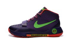 Officiel Nike KD 8/VIII Sneakerboot Hiver Chaussures Nike Basket-ball Pas Cher Pour Homme Purple - vert