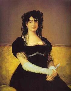 Portrait of Antonia Zerate - (Francisco De Goya) ▓█▓▒░▒▓█▓▒░▒▓█▓▒░▒▓█▓ Gᴀʙʏ﹣Fᴇ́ᴇʀɪᴇ ﹕☞ http://www.alittlemarket.com/boutique/gaby_feerie-132444.html ══════════════════════ ♥ #bijouxcreatrice ☞ https://fr.pinterest.com/JeanfbJf/P00-les-bijoux-en-tableau/ ▓█▓▒░▒▓█▓▒░▒▓█▓▒░▒▓█▓