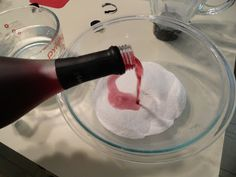A Method in the Madness: Homemade Wine Slushies (UPDATED)