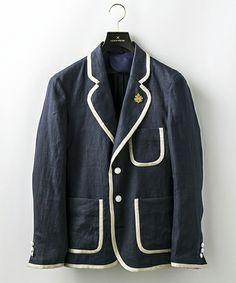 【ZOZOTOWN|送料無料】A(LeFRUDE)E(アレフルード)のテーラードジャケット「【A(LeFRUDE)E】MENS 別注ジャケット」(63D62509)を購入できます。
