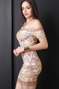 Fleur Bardot Bodycon Dress – Bend the Trend Boutique Beautiful Girl Image, Beautiful Asian Girls, Beautiful Models, Beautiful Outfits, Beautiful Women, Dress Outfits, Casual Dresses, Fashion Dresses, Girls Dresses
