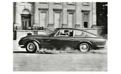 DB6 In Motion - An evocative 1960s publicity photograph of the iconic DB6. Limited edition of 50. Printed on heavyweight, acid-free paper and presented mounted. Comes complete with Certificate of Authenticity. http://www.astonmartin.com/en/shop/artwork/db6-in-motion #AstonMartin #Luxury #Cars #Art #DB