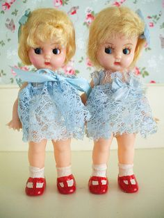 Shevie's dolls