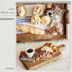 . ❄︎ miniature food set ❄︎