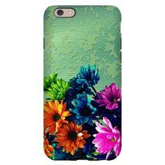 Poetic Daisies Iphone 6 Slim Case on CafePress.com