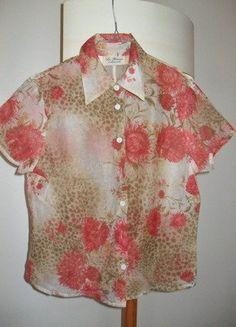 À vendre sur #vintedfrance ! http://www.vinted.fr/mode-femmes/blouses-and-chemises/28460473-chemisier-dete-fleuri-les-blancs-dantonelle