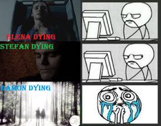 i cried more for Stefan than Damon even though I love Damon