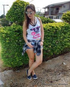 Vivy Duarte: Look do Dia: #MigaSuaLôca