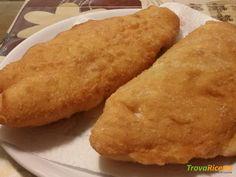 Pizza fritta alla napoletana  #ricette #food #recipes