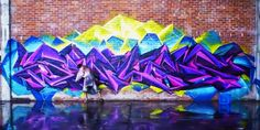 'Limitless' Combines Graffiti, Dubstep and Film Into a Time-lapse Masterpiece