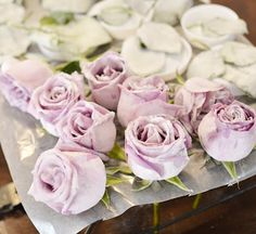 crystalized flowers - how to @Sarah Hrebicek