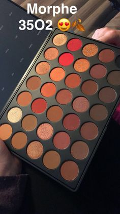 Love these for the price but once you dip into an abh palette you know what quality is also the Jaclyn hill palette is worth the price because way better formula than the regular morphe