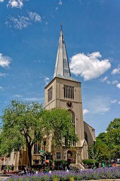 Christ Church at Zero Church Street