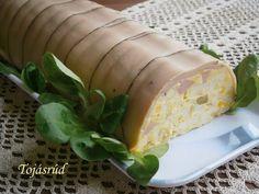 Tulajdonképpen majonézes tojássaláta formában dermesztve. Nem is tudom, miért nem került még fel a blogra, hiszen nálunk viszonylag gyakran készül,... Butter Dish, Dairy, Food And Drink, Cheese, Dishes, Recipes, Tablewares, Recipies, Ripped Recipes