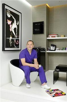 """Juan+Sopena,+el+cirujano+de+los+famosos:+""""De+Jorge+Javier+destaco+su+disciplina+a+la+hora+de+cuidarse"""""""