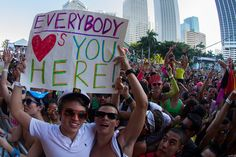 Everybody <3 You Here.