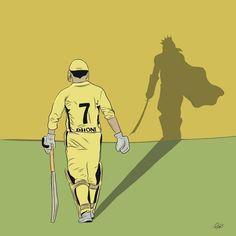 #MSDhoni #Thala #MSD #HappyBirthdayMSDhoni #CSK #Cricket #India #ChennaiSuperKings