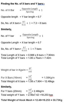Bar Bending Schedule for footings (Eccentric, Isolated, Plain, Shoe) & foundations included all types of reinforcement in footings, Reinforcement estimation Civil Engineering Handbook, Civil Engineering Works, Engineering Notes, Civil Engineering Construction, Chemical Engineering, Electrical Engineering, Engineering Technology, Architecture Art Design, Education Architecture
