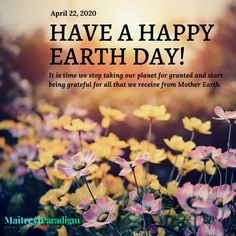 Wishing everyone a very happy Earth Day today! Simple Way, Make It Simple, My First Teacher, Halloween Jokes, Laws Of Life, Daisy Love, We Are All One, Easy Arts And Crafts, Happy Earth