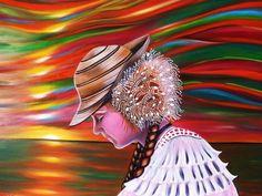 """Fe"""", pintura de Lineth Márquez, representa a una empollerada ... www.pinterest.com736 × 552Buscar por imagen """"Fe"""", pintura de Lineth Márquez, representa a una empollerada montuna panameña con. """""""