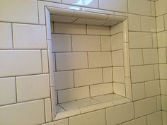 Bathroom Tile Quarter Round quarter round tile niche - google search | cyw b | pinterest