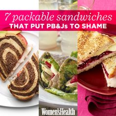 7 Packable Sandwiches That Put PB&Js to Shame