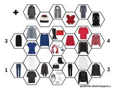 Пример гардероба Project 333