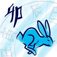 2011 Year of the Rabbit Year Of The Rabbit, Chinese Zodiac Signs, Zodiac Symbols, Horoscope, Chinese Calendar, Chinese Astrology, Rabbits, March, Animales