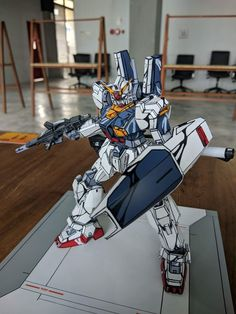 Tagged with gundam, gunpla; Shared by Breathtaking Gundam Arte Gundam, Gundam Art, Anime Figures, Action Figures, Macross Valkyrie, Gundam Custom Build, Lego Mecha, Gunpla Custom, Gundam Model