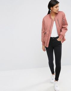Don't forget your bomber jackets!