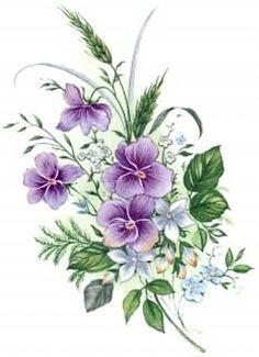 flores para decoupage - Google'da Ara