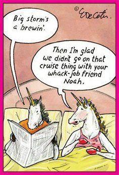 the Unicorns make a big mistake...