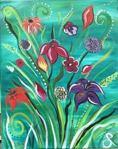 Octopus's Garden - Sarasota, FL Painting Class - Painting with a Twist