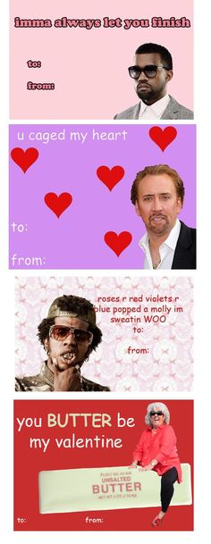 Valentine's Day cards part 4