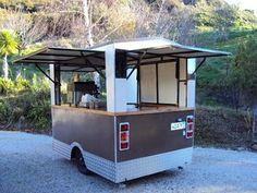 Coffee Cart on Wheelzzzz